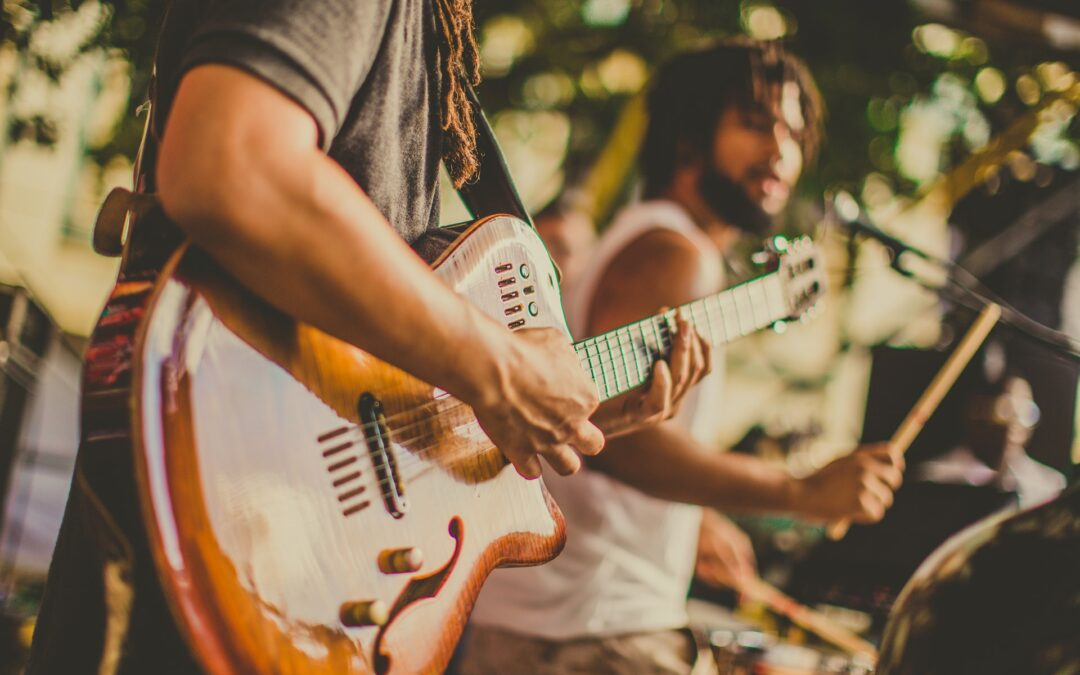 Üben ohne Verstärker auf E-Gitarre