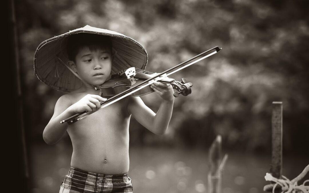 Habe ich genug Talent, um ein Instrument zu erlernen?